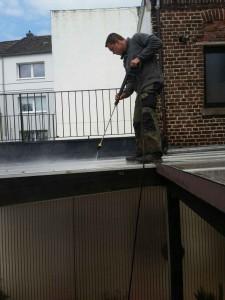 Terrassenreinigung Viersen
